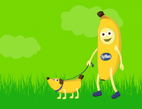 Freddy Fyffes Website Design Homepage Featured Image.