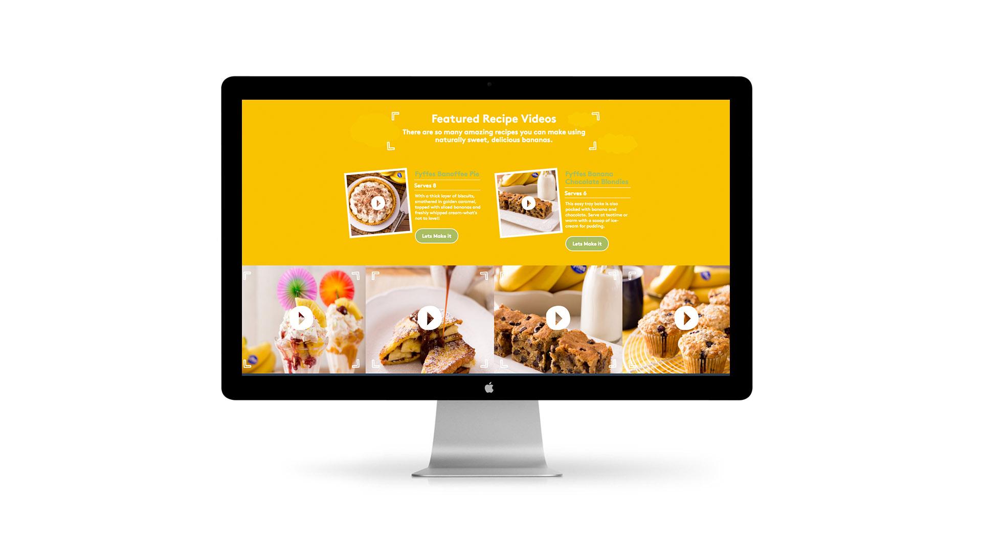 Freddy Fyffes Website Design Freddy Fyffes Freddy Fyffes Website Lets Get Cooking.