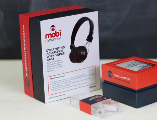 Feature image of Mobi Mountain Headphones Product Shot.