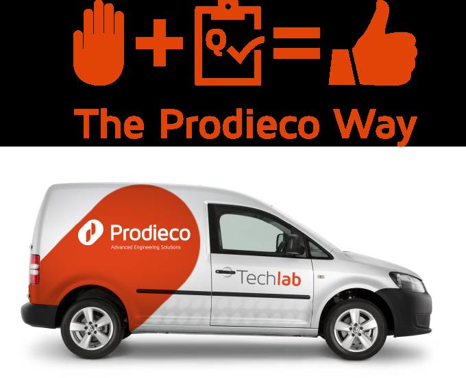 Prodieco van design
