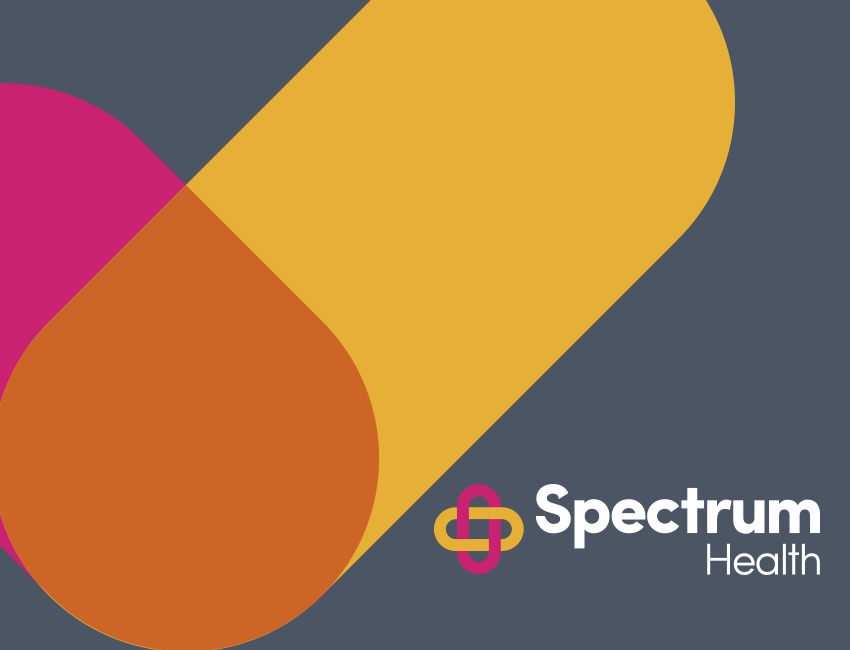 Spectrum Health Dublin Branding Design Featured Image.