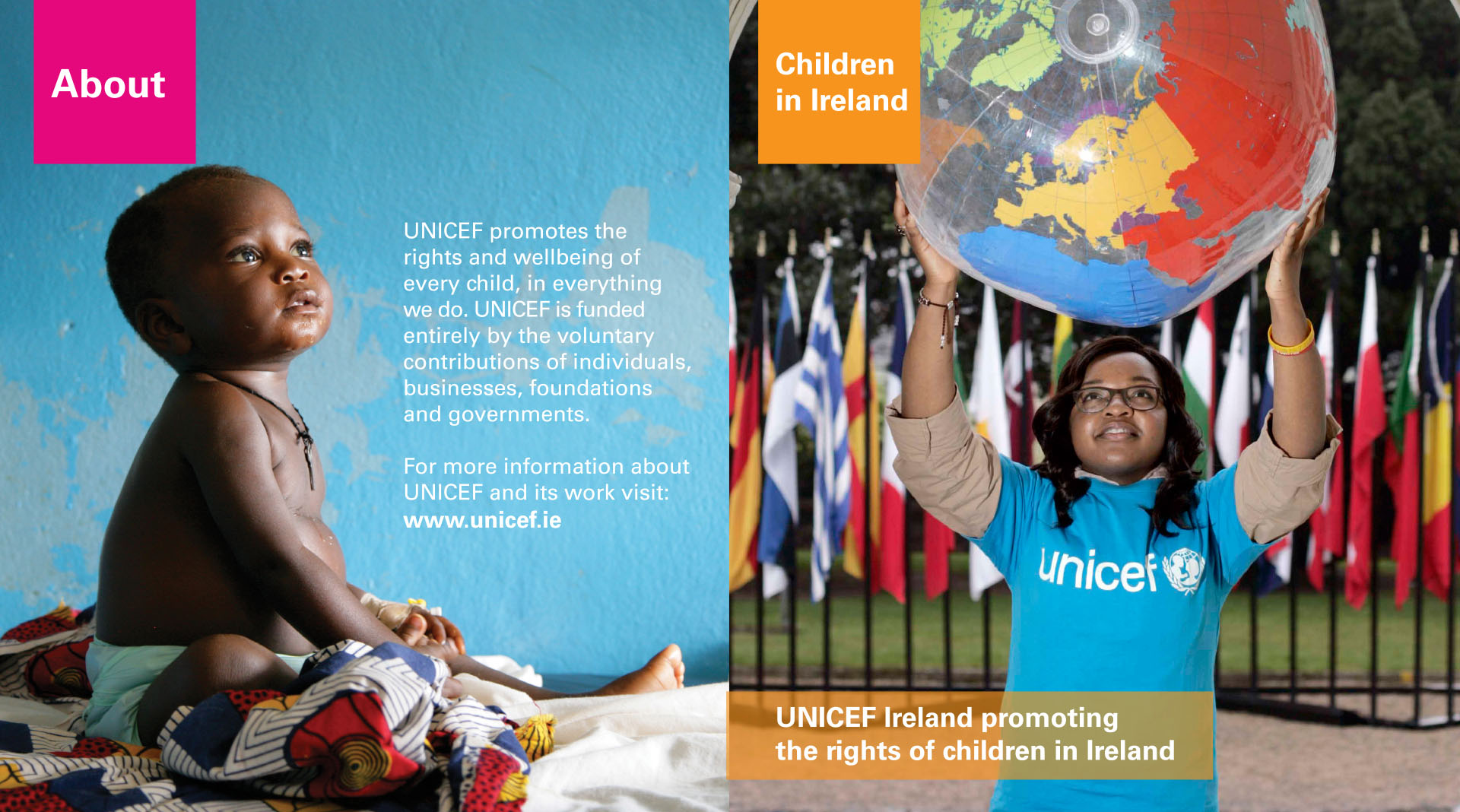 Unicef Annual Reports About