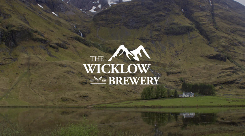 Wicklow Brewery logo design, Beer Branding, featured image.