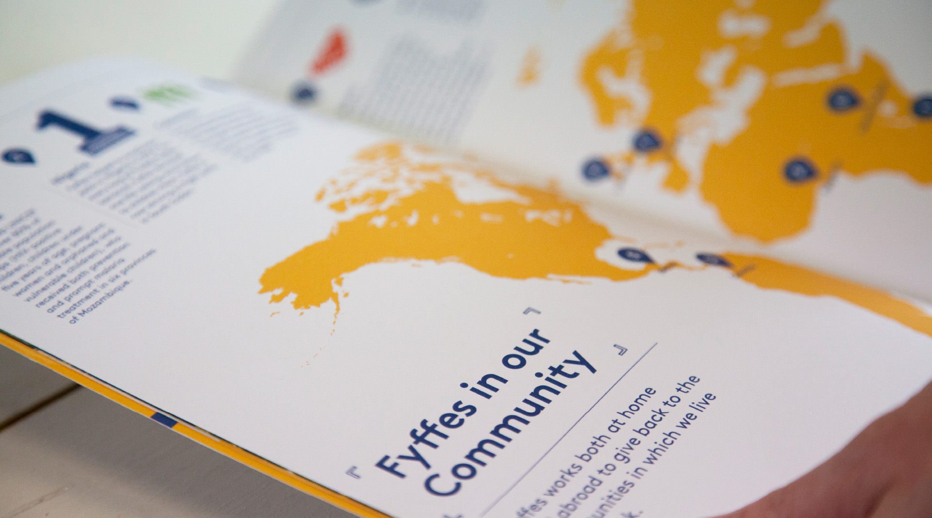 Fyffes Annual Reports Community page