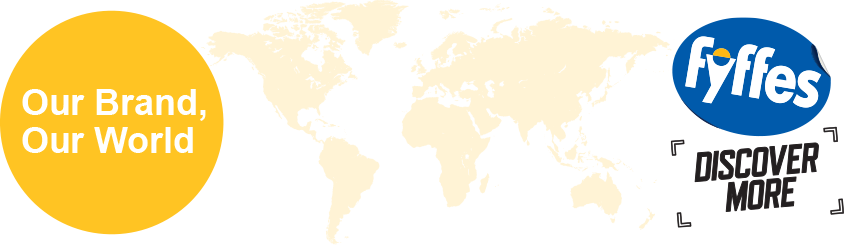 Fyffes World Map