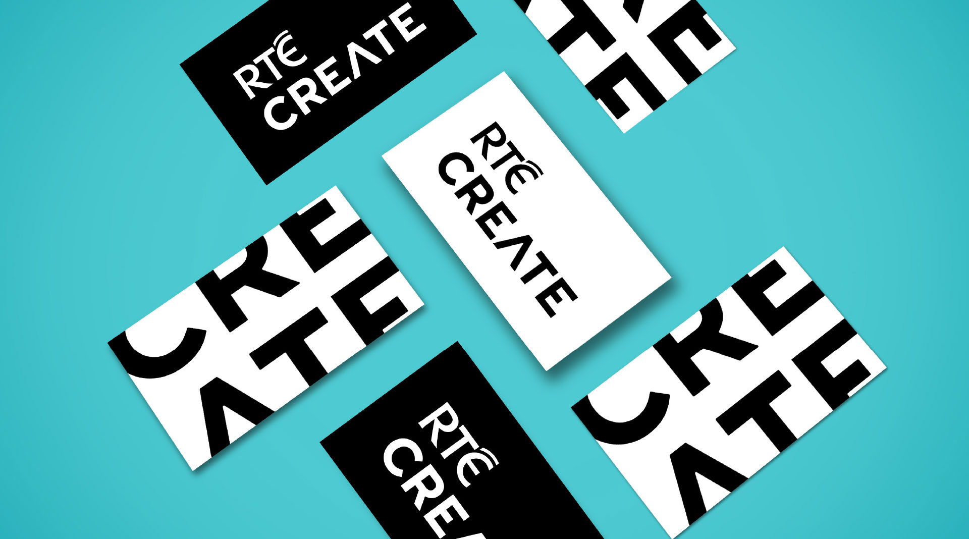RTÉ Create Business Cards & Stationery
