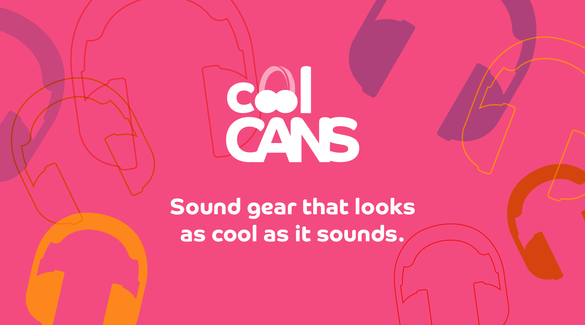 CoolCans Branding elements